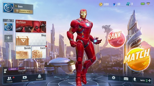 MARVEL Super War Apk Download For Android and Iphone 8