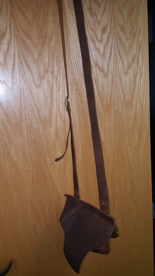 Possible bag with really long strap
