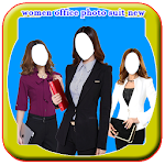 Women Office Photo Suit New Apk