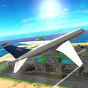 Flight Simulator: Airplane 3D icon