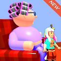 Grandma House Cookie rblox crazy game icon