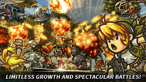 Metal Slug Infinity: Idle Role Playing Game screenshots 10
