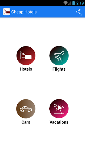 Cheap Hotels - Hotel Booking 2.1 screenshots 1
