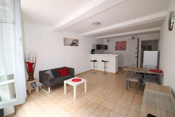 Location appartement meublé 2 pièces 45,73 m2