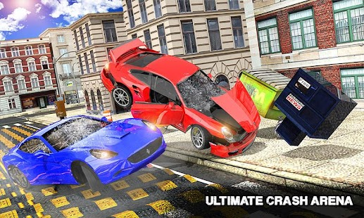 Crash Car Engine: Speed Bumps Survival - náhled