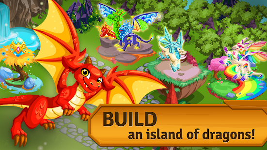 Dragon Story: Isles of Love- screenshot thumbnail