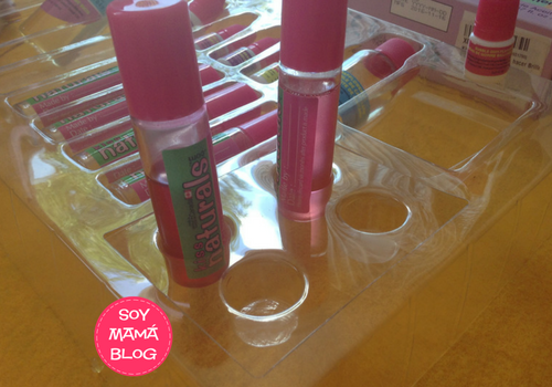 Kiss Naturals DIY Brillo Labial | Review Soy Mamá Blog
