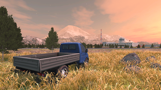 4x4 Russian SUVs Off-Road Saga for PC