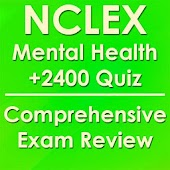 NCLEX Mental Health Review
