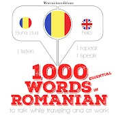 1000 essential words in Romanian