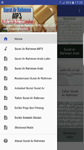 Download Surat Ar Rahman Mp3 Arab Latin Dan Terjemahan