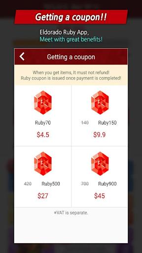 Eldorado Ruby App 3.1.43 screenshots 4