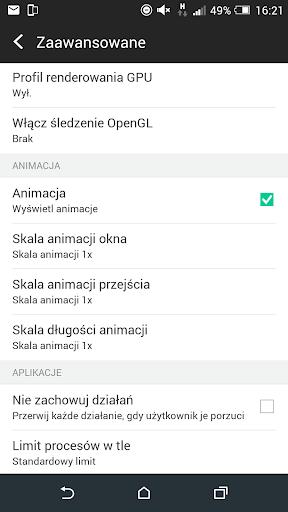 Developer Option  screenshots 7