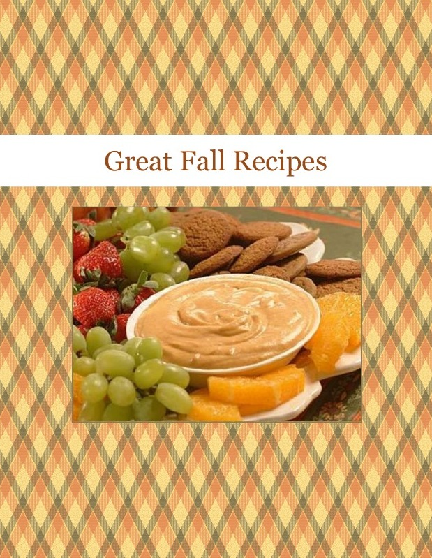 Great Fall Recipes