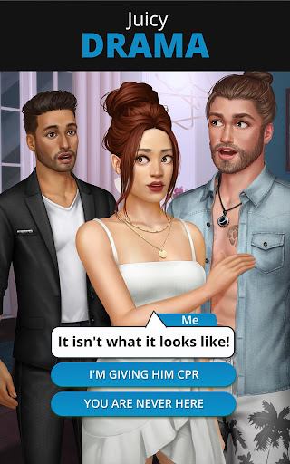 Tabou Stories: Love Episodes android2mod screenshots 13