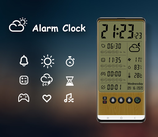 Alarm clock 9.6.5 Screenshots 1