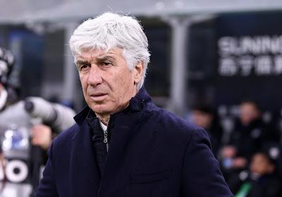 L'entraîneur de l'Atalanta avoue qu'il était positif au Covid-19 lors du match de C1 à Valence