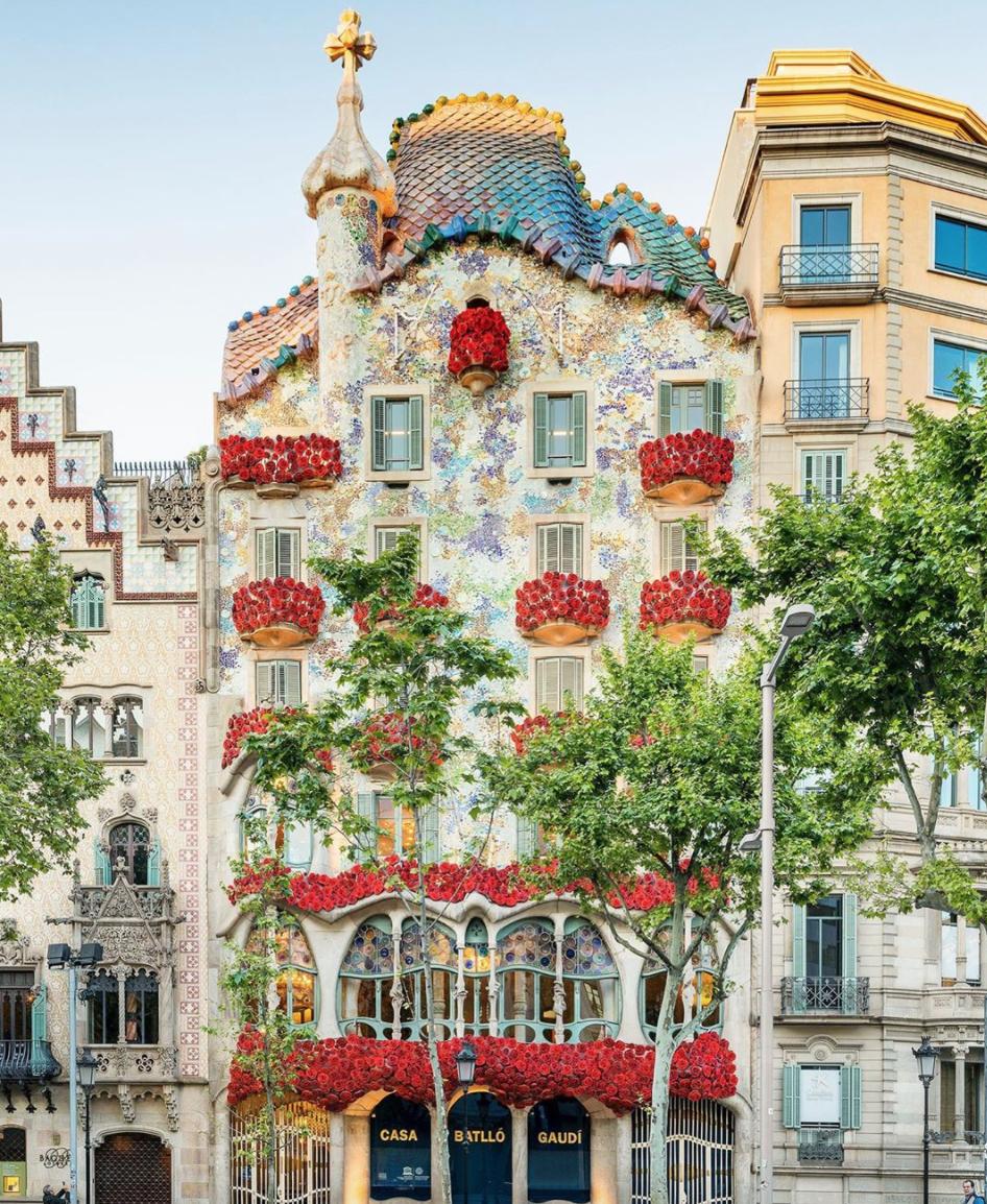 Casa Batlló en Sant Jordi