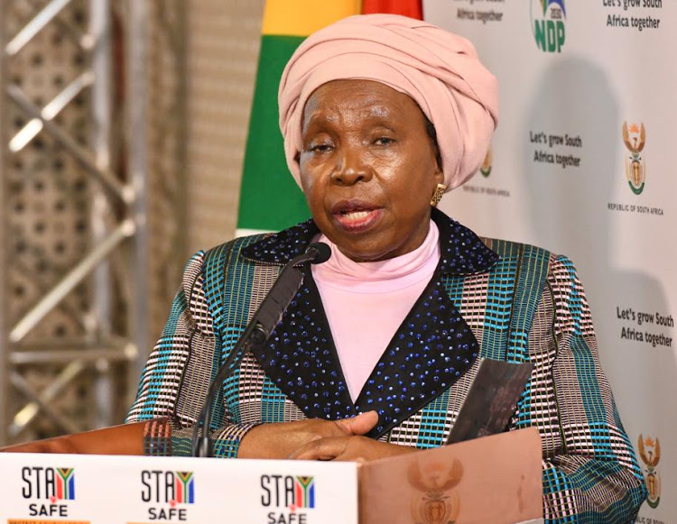 The inter-ministerial task team led by co-operative governance & traditional affairs minister Nkosazana Dlamini-Zuma said on Monday that it would review progress registered in the intervention only in June.