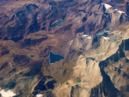 La Cordillera de Los Andes - Perù di marisa_serafini