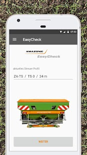 EasyCheck - náhled