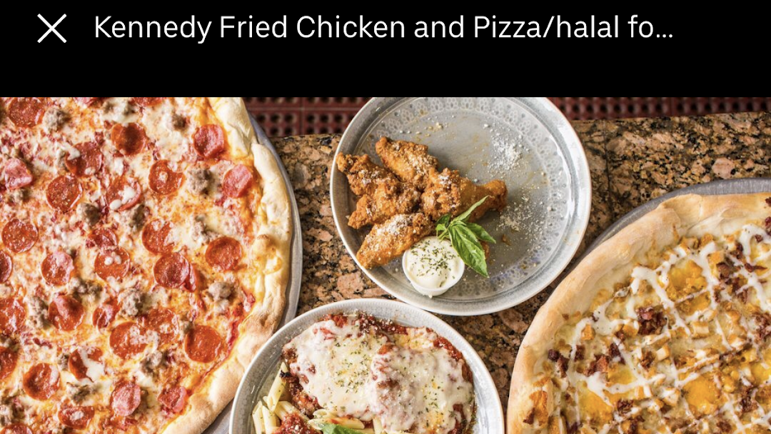 Kennedy Fried Chicken and pizza halal food - Chicken