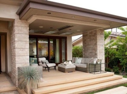 porch design ideas - Best - Android Apps on Google Play