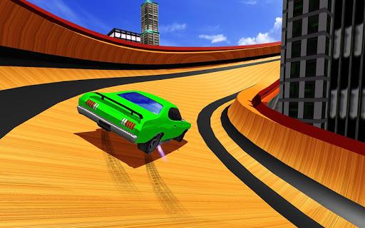 Spiral Ramp : Crazy Mega Ramp Car Stunts Racing 1.0.1 screenshots 3