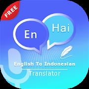 English to Indonesian Translate - Voice Translator