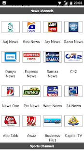 Pakistan TV Channels(All in one) - náhled
