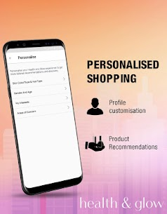 Download Health & Glow – Online Beauty Shopping App for Android 5