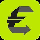 Währungskontrolle icon