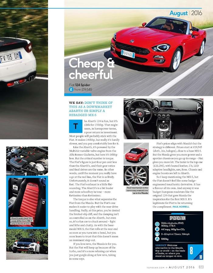 Top Gear- screenshot