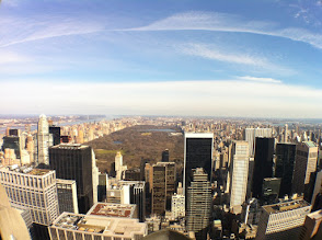 Photo: North from Top of the Rock