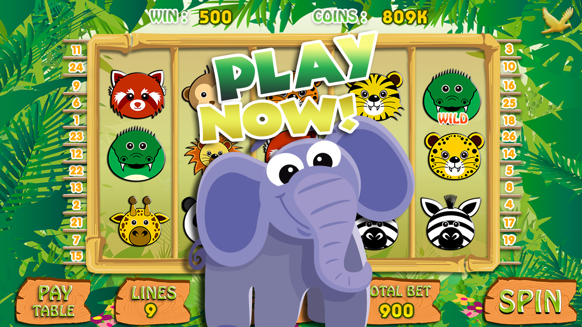 Deep Jungle Slot - Win Big Playing Online Casino Games