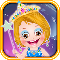 Baby Hazel Princess Makeover icon