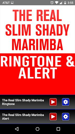 The Real Slim Shady Marimba