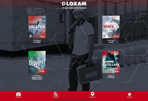 Loxam Catalog screenshots 2