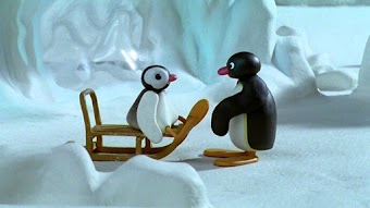 Pingu Has Hiccups