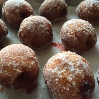 ''Berliner'' Jelly Doughnuts