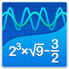 Calculadora Gráfica + Math icon