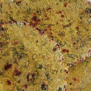 Methi Bajra Debra - Fenugreek Millet Flatbread & Fritters!