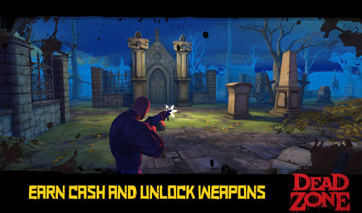 DEAD ZONE: CO-OP SHOOTER v1.7 APK+DATA (Mod)