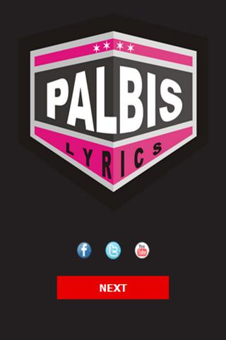 Palbis Lyrics - Rachel Platten