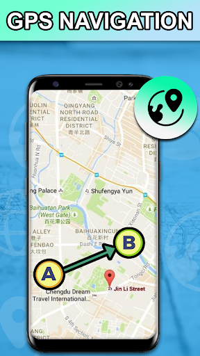 GPS Navigation - Street View -Voice Navigation Pro
