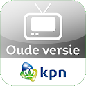 Oude versie KPN TV icon