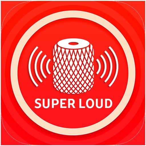 Icon for super max volume booster & super sound booster