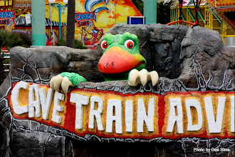 Photo: (Year 3) Day 25 - The Cave Train
