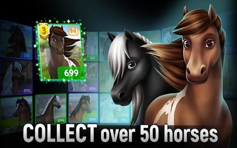 Horse Legends Epic Ride Game MOD (Unlimited Gems) 3