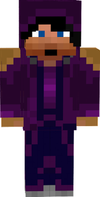 This is my 1st coplete version of the wizardly skin